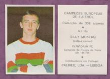 Glentoran Billy McKeag Northern Ireland